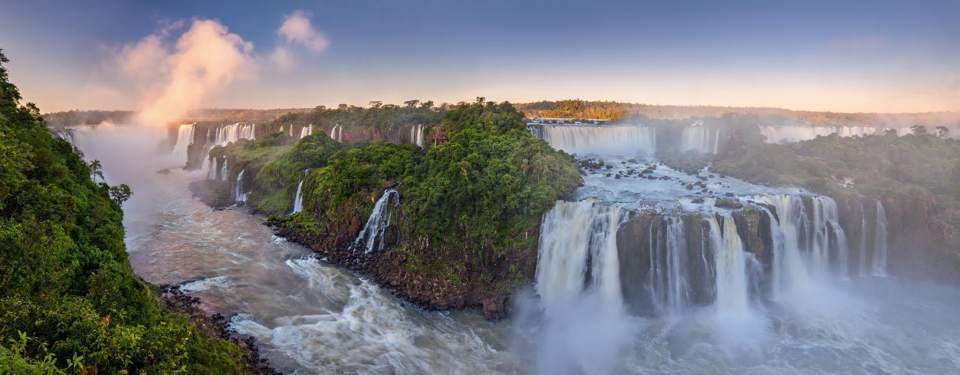 Cascade d'Argentine