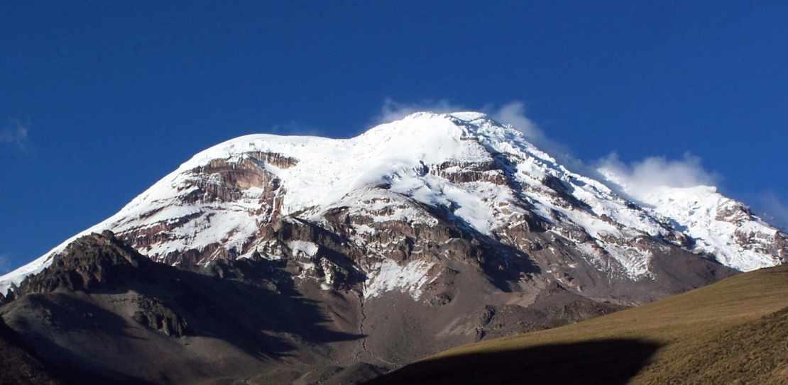 Альпинизм Чимборасо 2000