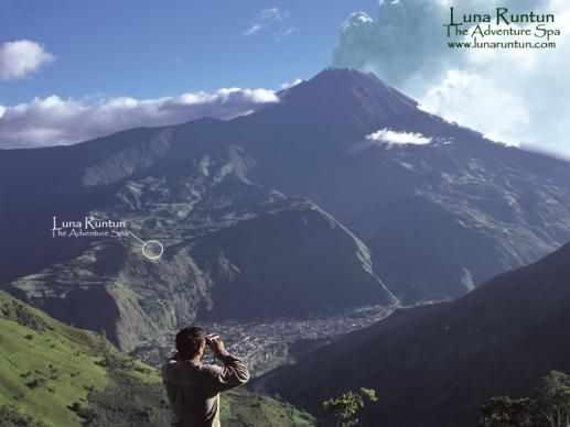 Luna Runtun Tungurahua