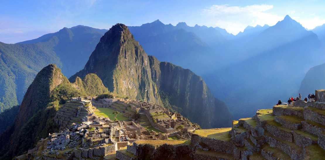 Machu Picchu paysage format 1 2000
