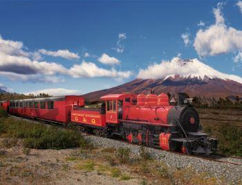 Viaggio in treno Ecuador