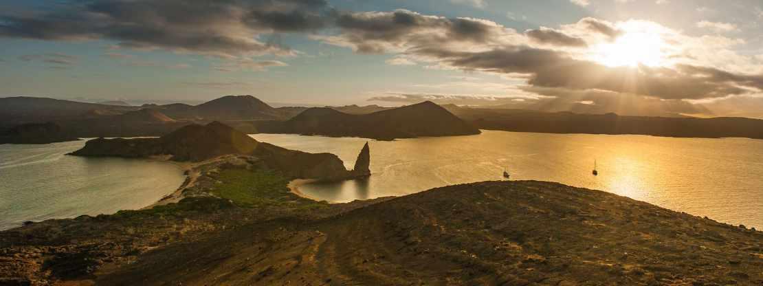 Галапагосский остров Бартоломе